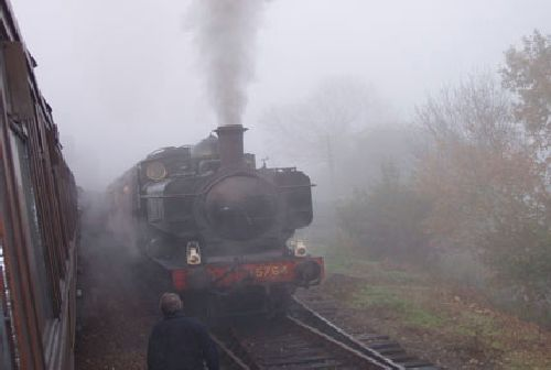 Mist and Steam!