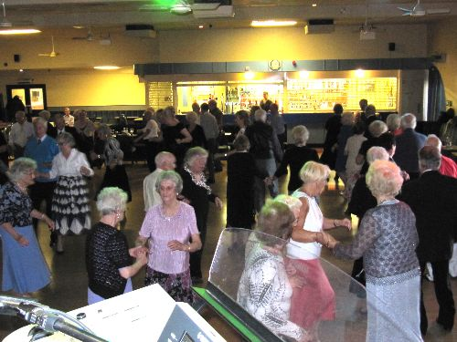 Tea Dance At Coseley.