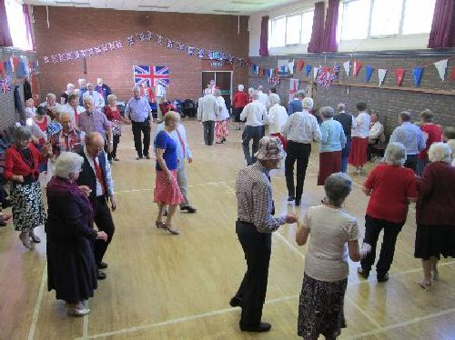 We Visit Barby Village Hall