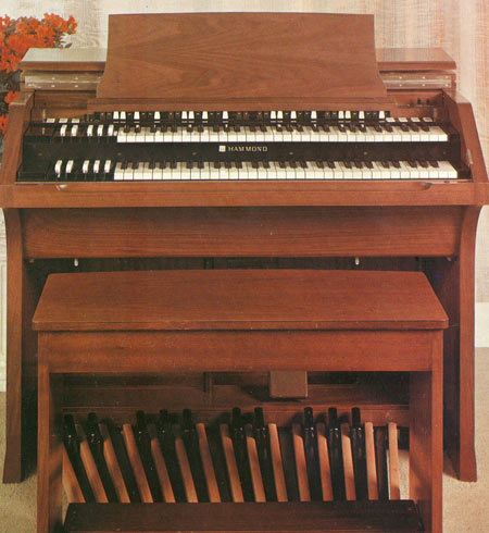 The Hammond C3.